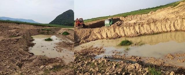Qua mặt chính quyền, khai thác đất trái phép tràn lan tại Nghệ An - 7