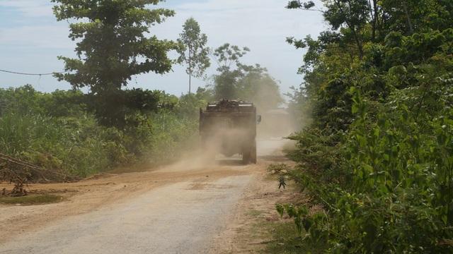 Qua mặt chính quyền, khai thác đất trái phép tràn lan tại Nghệ An - 3