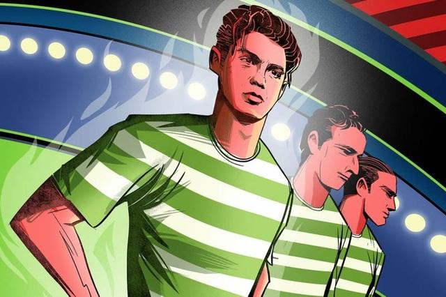 """C.Ronaldo: Hành trình vươn mình tới """"thiên đường"""" Man Utd - 1"""