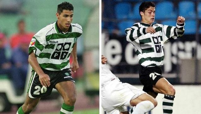 """C.Ronaldo: Hành trình vươn mình tới """"thiên đường"""" Man Utd - 2"""