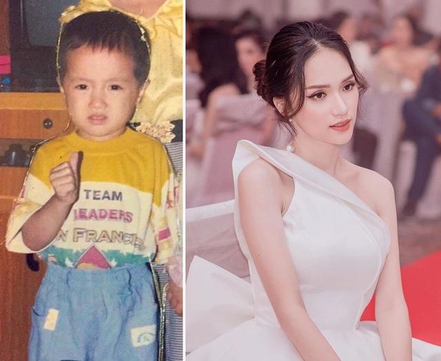 Ảnh đáng yêu thời thơ ấu của các Hoa hậu - 16