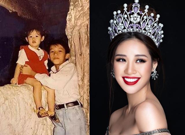 Ảnh đáng yêu thời thơ ấu của các Hoa hậu - 6