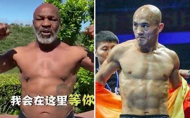 Đệ nhất Thiếu Lâm thách đấu Mike Tyson: Chỉ để đánh bóng tên tuổi? - 1