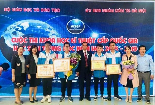 Nam sinh Hưng Yên trúng tuyển 3 trường đại học Mỹ - 2