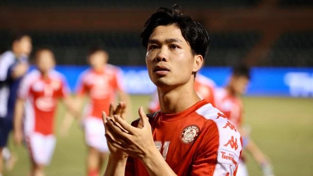 HLV Chung Hae Seong không lo lắng khi Công Phượng vắng mặt - 1