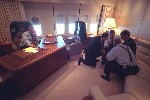 Kịch bản sơ tán tổng thống Mỹ trong tình huống khẩn cấp - 4