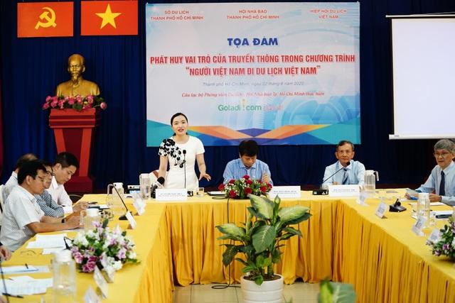 Làm sao cho người dân biết thành phố Hồ Chí Minh là điểm đến an toàn?! - 1