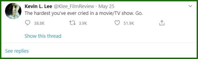 """10 bộ phim """"hao nước mắt"""" nhất - 2"""