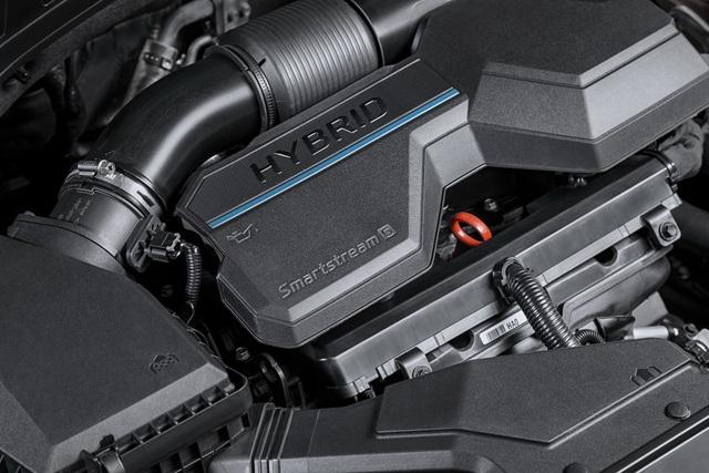 Lộ diện Hyundai Santa Fe 2021 - Dùng tiểu xảo để gia tăng kích thước - 4
