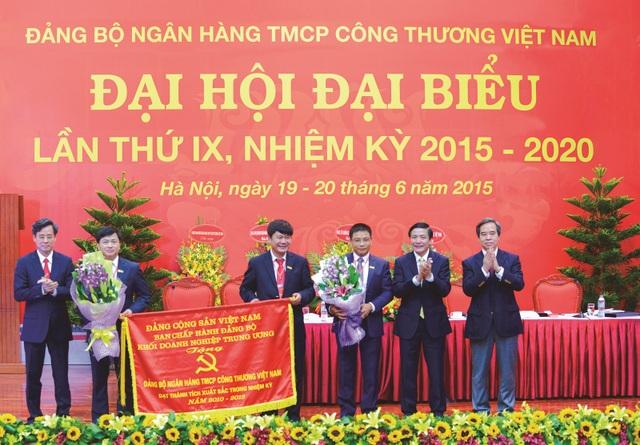 Đảng bộ VietinBank: Dấu ấn đổi mới và phát triển - 3