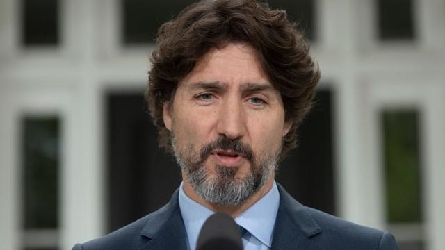 Phản ứng im lặng của Thủ tướng Canada về cách ông Trump ứng phó biểu tình - 1