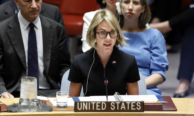Mỹ gửi công hàm lên Liên Hợp Quốc bác yêu sách Biển Đông của Trung Quốc - 1