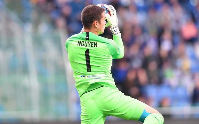 Filip Nguyễn tiếp tục gây ấn tượng mạnh ở giải CH Séc - 1