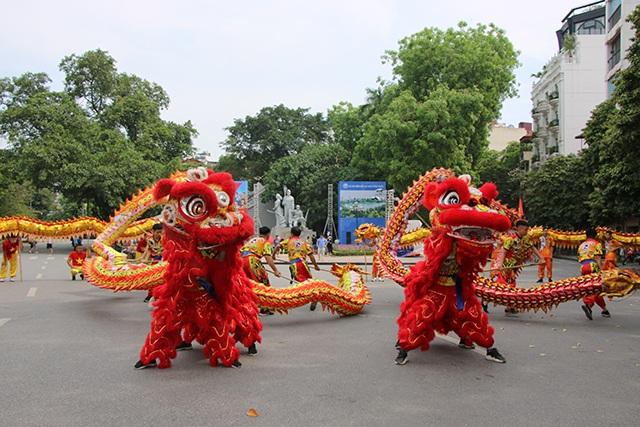 Hà Nội tổ chức hàng loạt sự kiện văn hoá - thể thao nổi bật tại phố đi bộ - 1