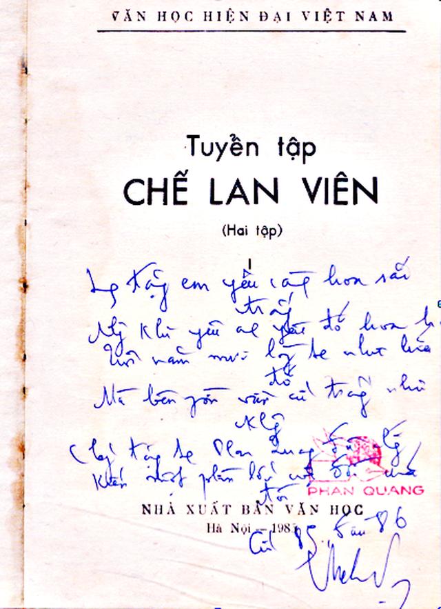 Chế Lan Viên nhà thơ, nhà báo, nhà văn - 4