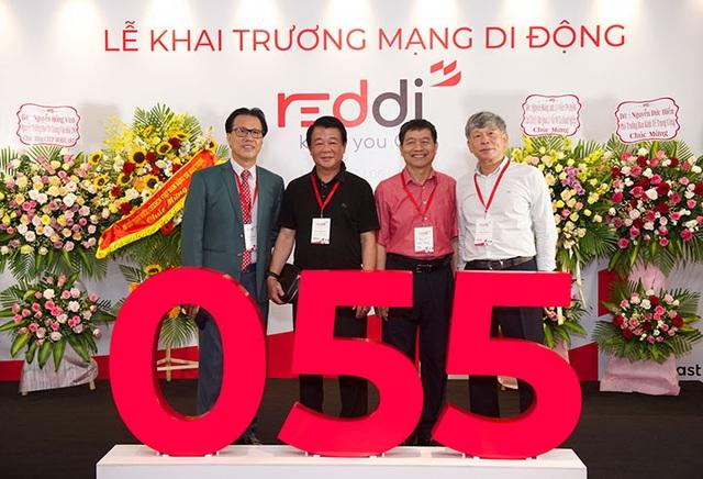Ra mắt mạng di động ảo ở Việt Nam sử dụng đầu số 055 - 1