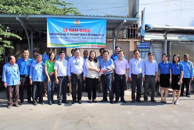 110 thành viên nghiệp đoànxeômđược học võ, tham gia BHXH - 5