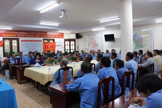 110 thành viên nghiệp đoànxeômđược học võ, tham gia BHXH - 6