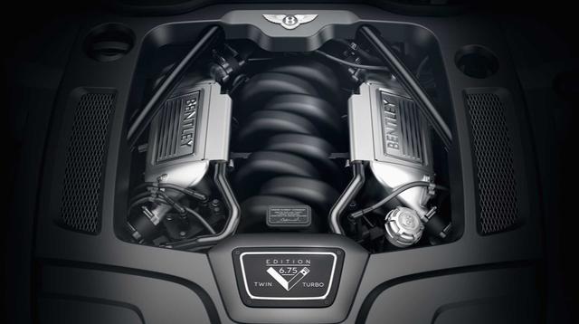 Bentley chính thức dừng sản xuất động cơ V8 huyền thoại - 1