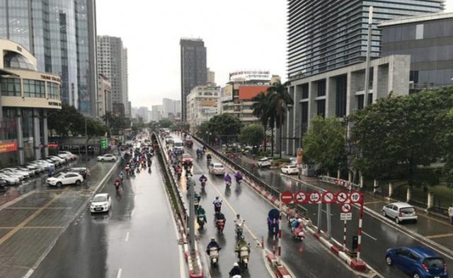 Chất lượng không khí được cải thiện do… bắt đầu vào mùa mưa - 1