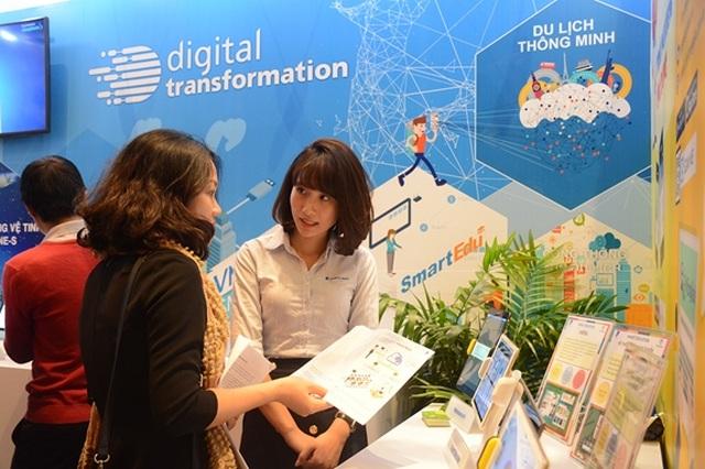 Việt Nam xác định mục tiêu đến năm 2030 trở thành quốc gia số - 3
