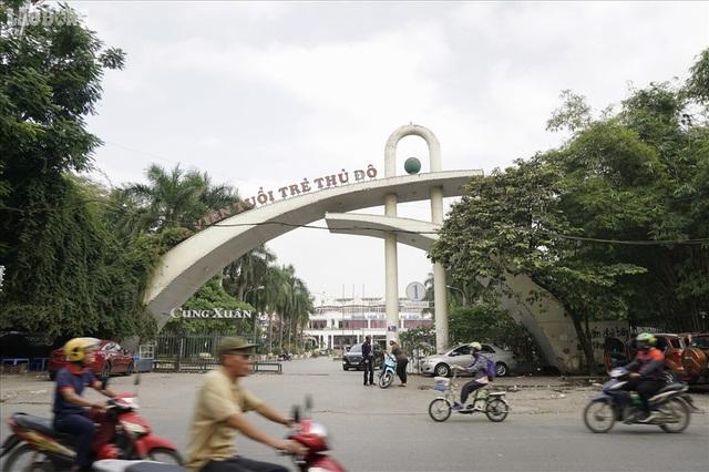 Thanh tra Hà Nội kiến nghị xử lý nghiêm các sai phạm ở Công viên Tuổi trẻ - 1