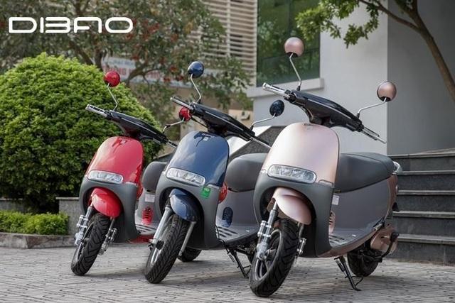 Cùng Hùng Lâm XeHay review hai mẫu xe máy điện mới nhất từ Dibao - 3