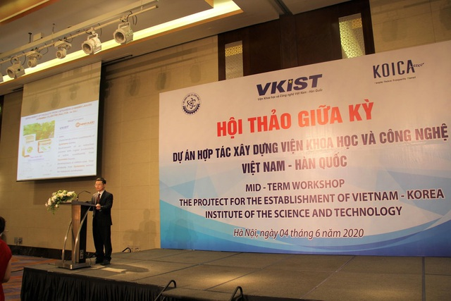 Diabetna tự hào là thảo dược hỗ trợ hạ đường huyết duy nhất được Viện KHCN Việt Nam - Hàn Quốc lựa chọn hợp tác - 1