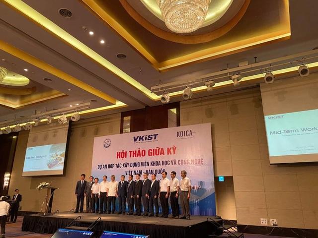 Diabetna tự hào là thảo dược hỗ trợ hạ đường huyết duy nhất được Viện KHCN Việt Nam - Hàn Quốc lựa chọn hợp tác - 2