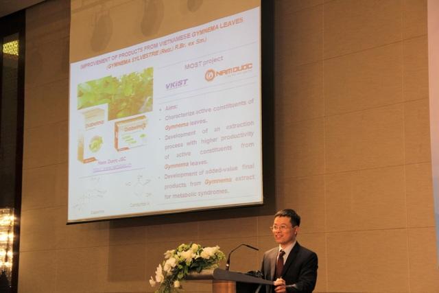 Diabetna tự hào là thảo dược hỗ trợ hạ đường huyết duy nhất được Viện KHCN Việt Nam - Hàn Quốc lựa chọn hợp tác - 4