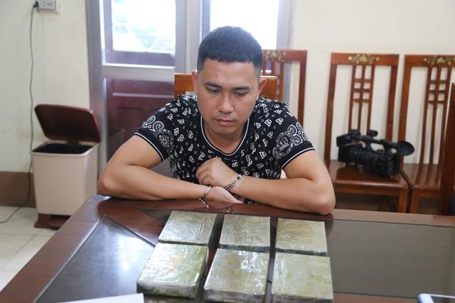 Bộ Công an khen thưởng tổ tuần tra phát hiện hơn 1kg ma tuý - 2