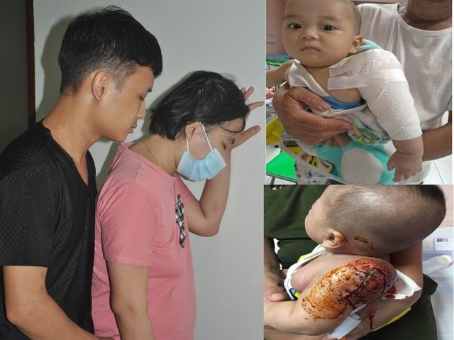 Đón nhận tin ung thư, người mẹ khóc cạn nước mắt nơi bệnh viện - 1