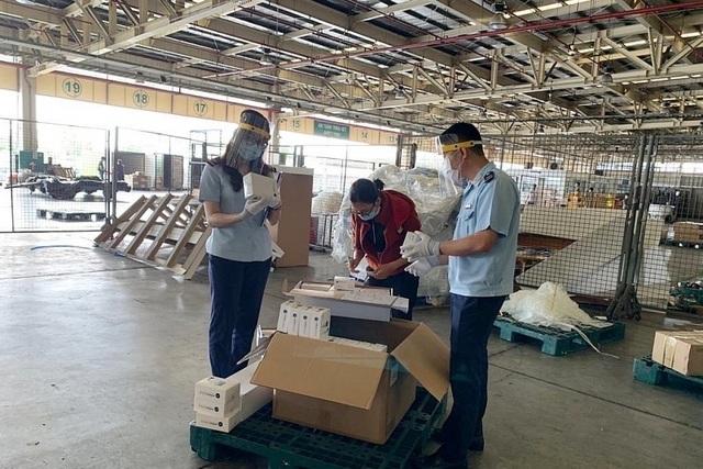 Nhiều lô hàng nhập khẩu kém chất lượng bị xử phạt, buộc tái xuất - 1