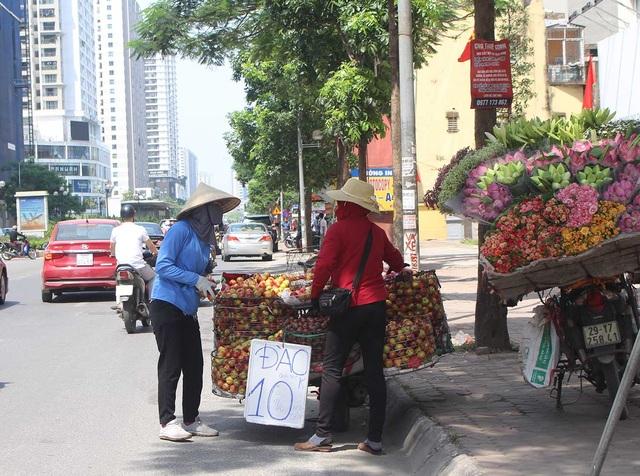 Hoa quả siêu rẻ tràn vỉa hè: Người tiêu dùng cẩn thận tránh sập bẫy - 5