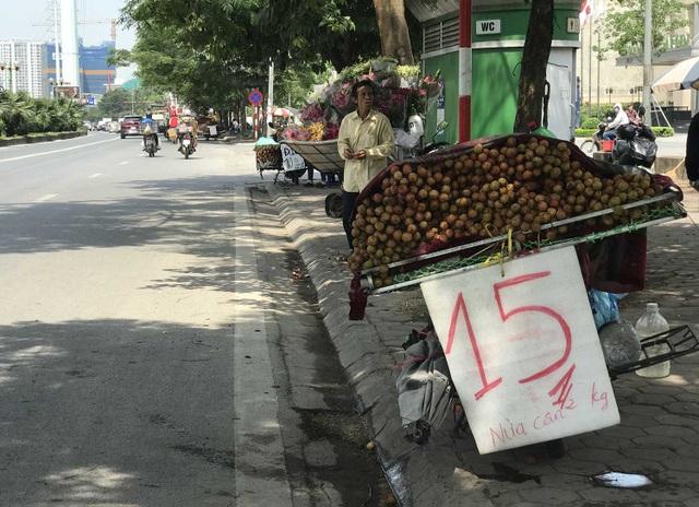 Hoa quả siêu rẻ tràn vỉa hè: Người tiêu dùng cẩn thận tránh sập bẫy - 3