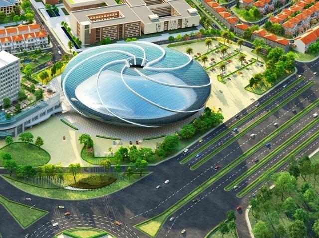 Không gian sống thượng lưu tại đô thị sinh thái phía Đông Sài Gòn - 2