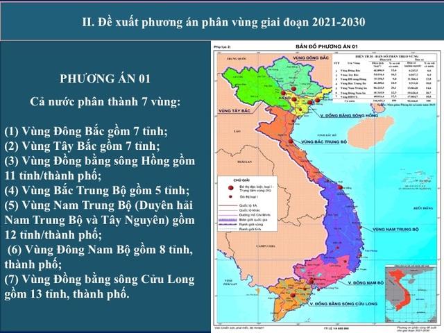 Đồng bằng sông Hồng mở rộng thêm 4 tỉnh, chia đôi vùng duyên hải miền Trung - Ảnh minh hoạ 2