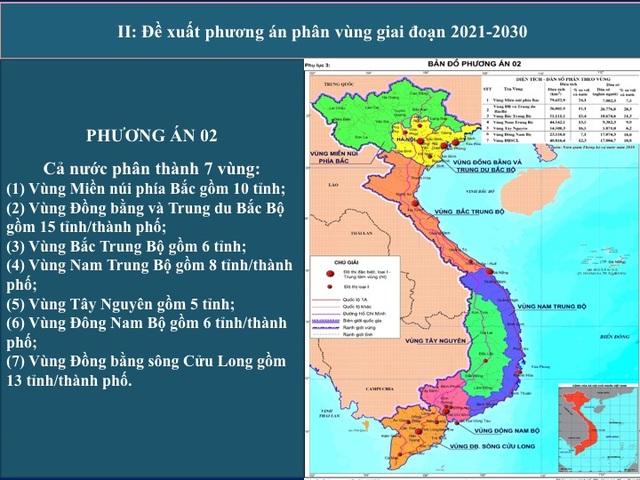 Đồng bằng sông Hồng mở rộng thêm 4 tỉnh, chia đôi vùng duyên hải miền Trung - Ảnh minh hoạ 3