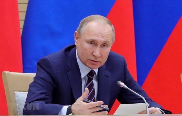 Ông Putin tuyên bố Nga chính thức đăng ký vắc xin ngừa Covid-19 đầu tiên - 1