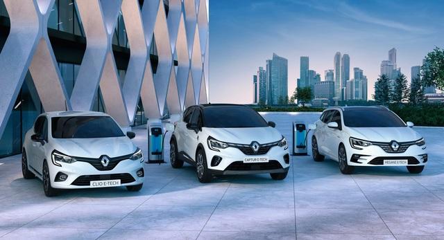 Chính phủ Pháp ra tay cứu Renault khỏi bị phá sản - 1