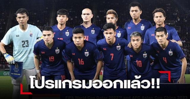 Thái Lan lộ lịch tập trung đội tuyển, chuẩn bị cho vòng loại World Cup - 1