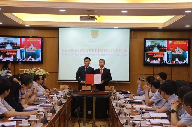Ông Nguyễn Quang Thái làm Tổng cục trưởng Thi hành án dân sự