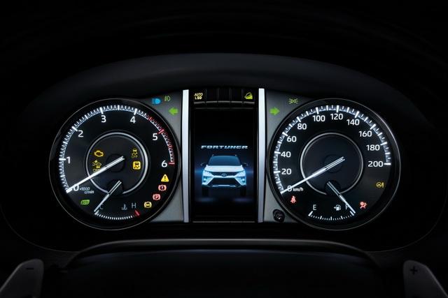 Toyota Fortuner phiên bản nâng cấp 2021 có gì mới? - 16