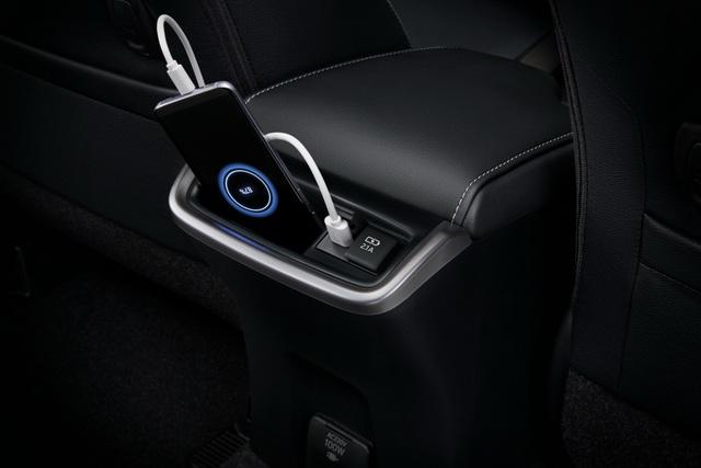 Toyota Fortuner phiên bản nâng cấp 2021 có gì mới? - 19