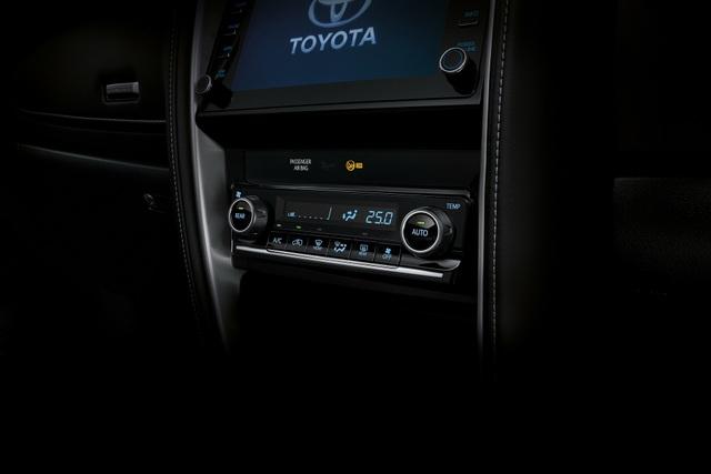 Toyota Fortuner phiên bản nâng cấp 2021 có gì mới? - 15