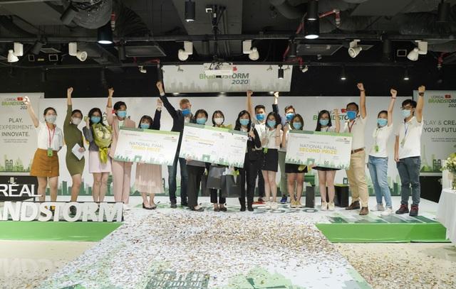 Sinh viên 3 trường Đại học TP.HCM đạt giải nhất cuộc thi sáng tạo - 2
