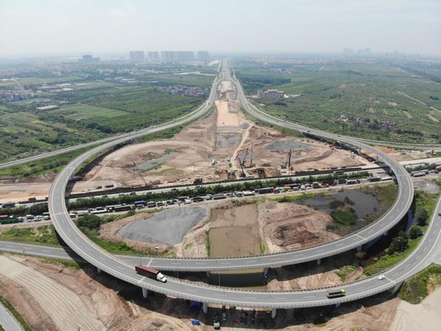 Hà Nội đề xuất đầu tư dự án đường vành đai quy mô lớn chưa từng có - 1