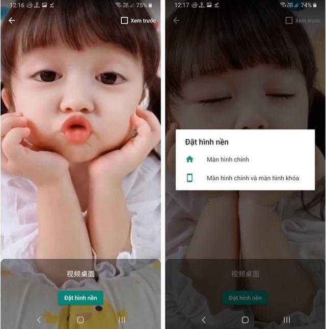 Thủ thuật biến video thành hình nền để smartphone trở nên sinh động - Ảnh minh hoạ 2