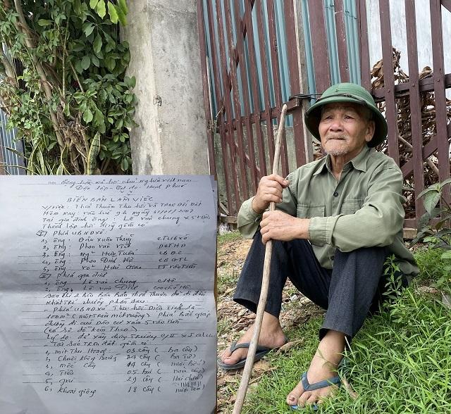 Bí thư Quảng Bình chỉ đạo làm rõ vụ dân 14 năm uất ức vì xã hứa suông - 2
