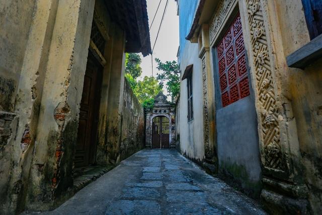 """Ngôi làng toàn biệt thự Pháp cổ của những thợ may """"đệ nhất Hà Thành"""" xưa - 10"""
